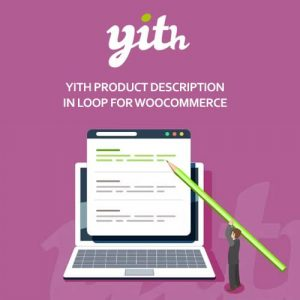 YITH Product Description in Loop for WooCommerce