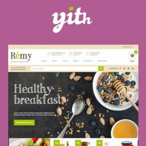 YITH Remy – Food and Restaurant WordPress Theme
