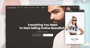 Read more about the article Top 20 Best Selling ECommerce WordPress Themes 2020's