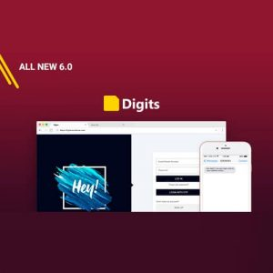 Digits – WordPress Mobile Number Signup and Login