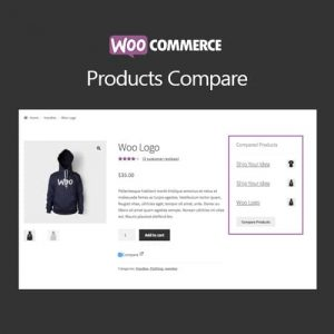 WooCommerce Products Compare Plugin