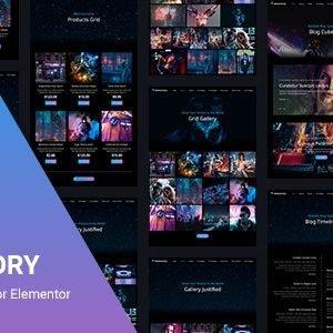 Elementory – Elementor Ultimate Addons