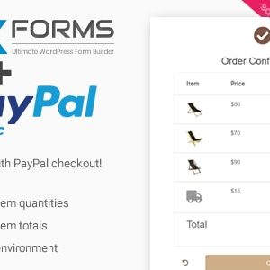 PayPal Classic for NEX-Forms -Addon