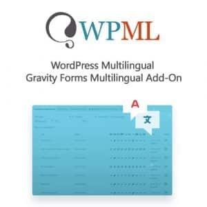 Gravity Forms Multilingual -WPML