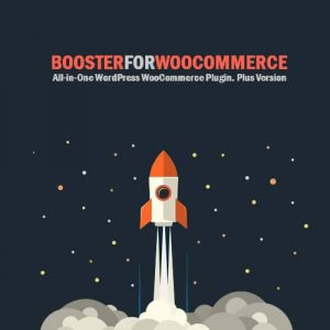 Booster Plus – Best WooCommerce All-in-One Plugin