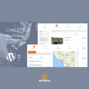Chauffeur Booking System for WordPress