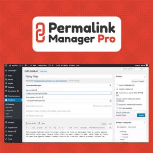 Permalink Manager Pro – A WordPress Permalink Manager